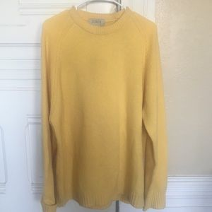 J. Crew vintage wool sweater